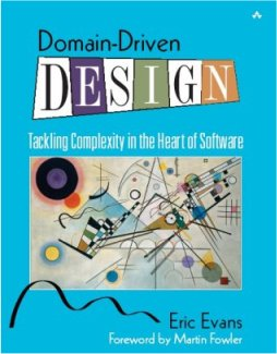 Domain Driven Design book cover