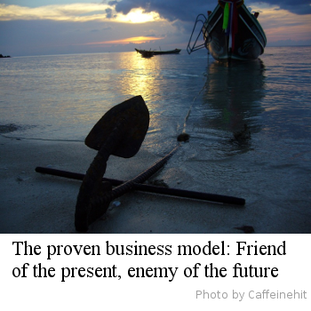 The proven business model