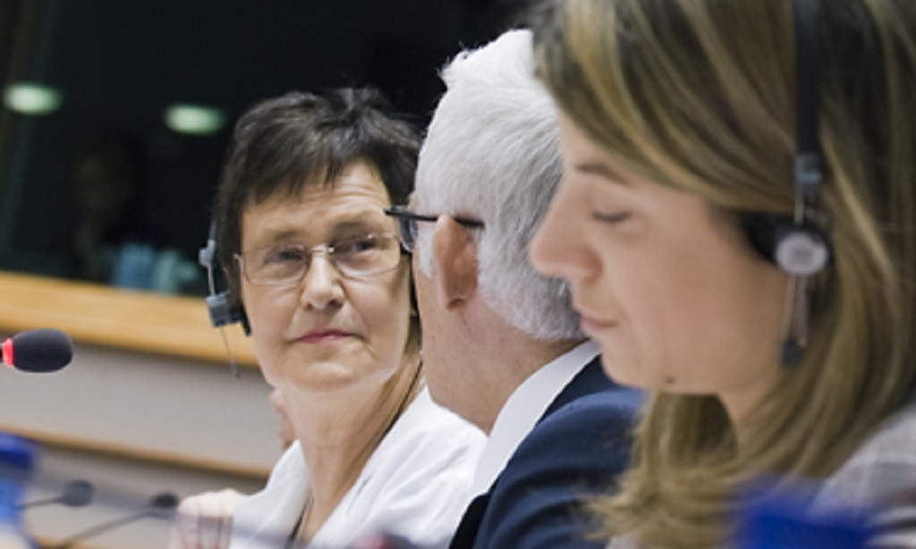Photo from the European Parliament